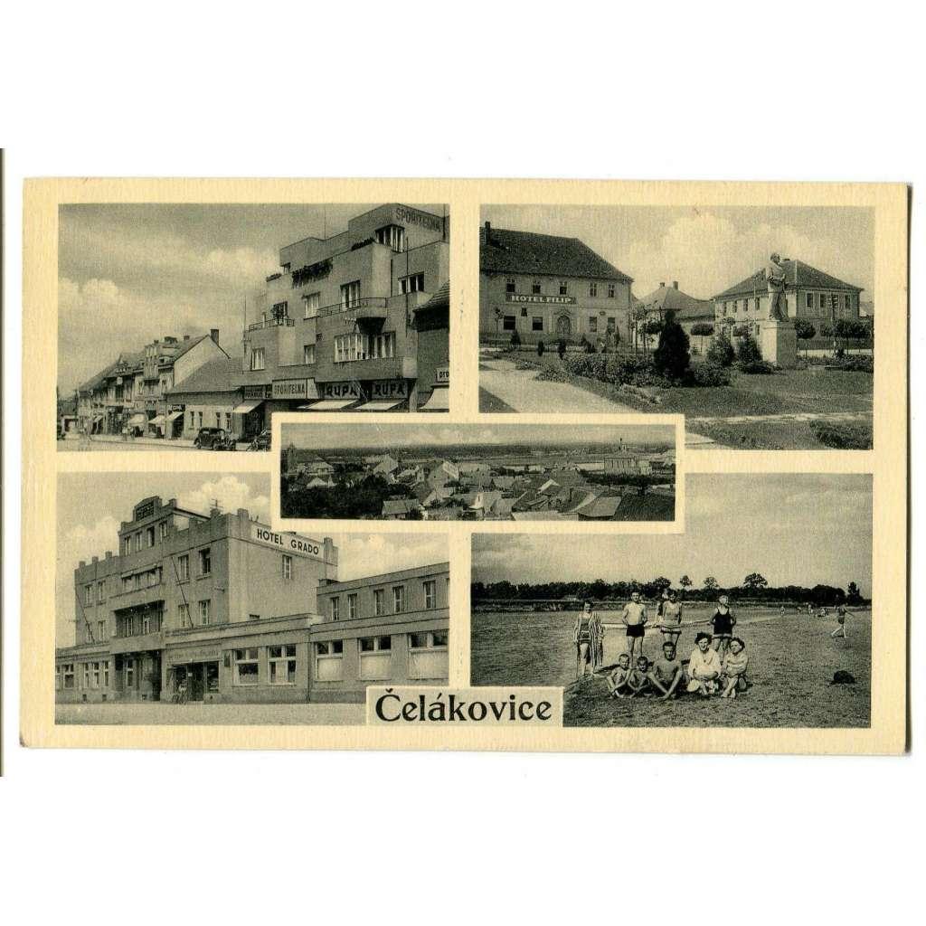 Čelákovice, Praha východ