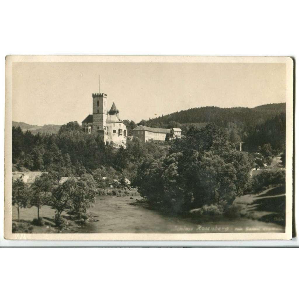 Rožmberk nad Vltavou, Český Krumlov, Šumava