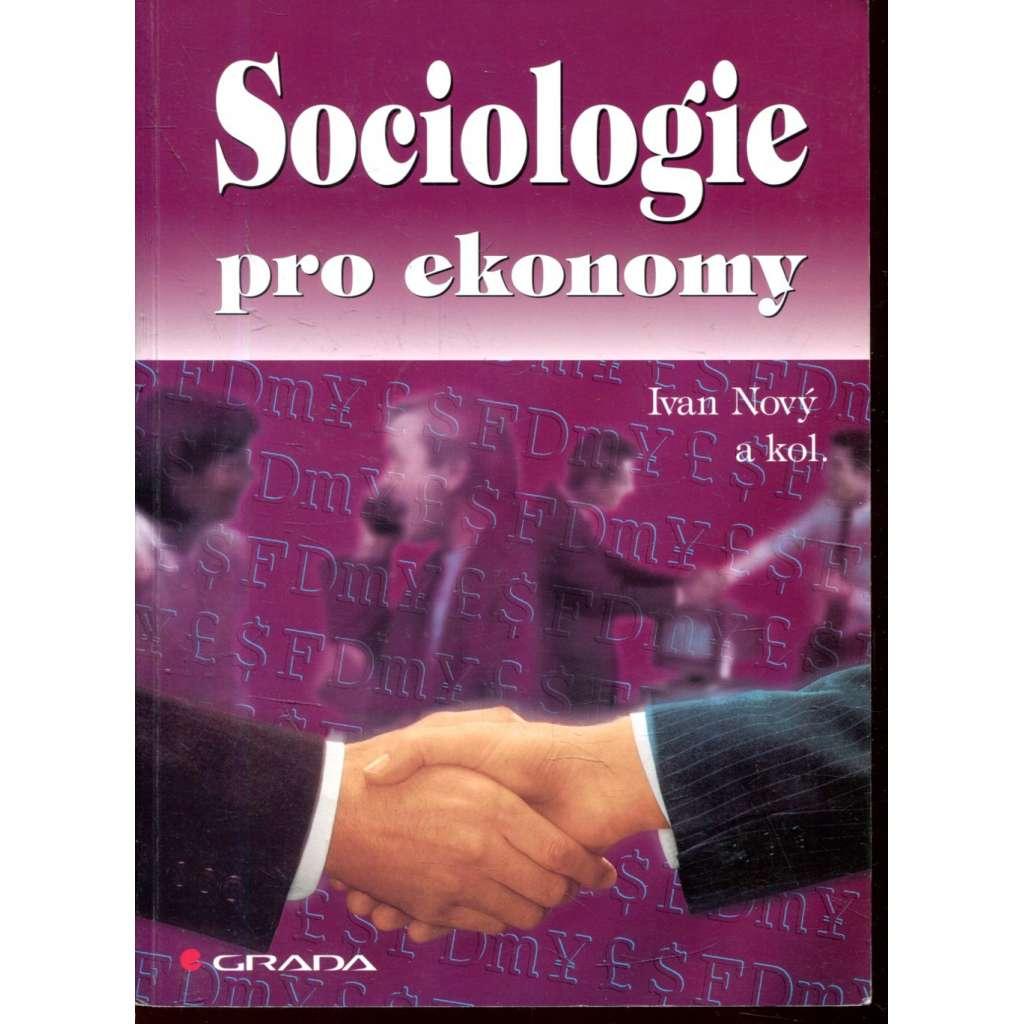 Sociologie pro ekonomy