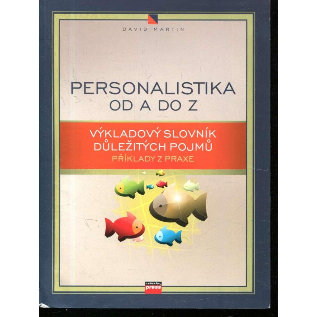 Personalistika od A do Z