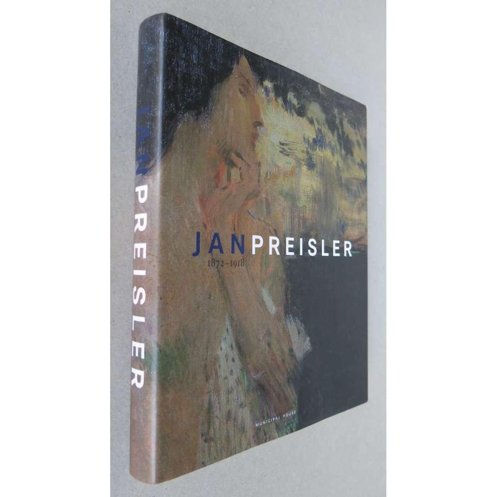 Jan Preisler 1872-1918 - katalog AJ