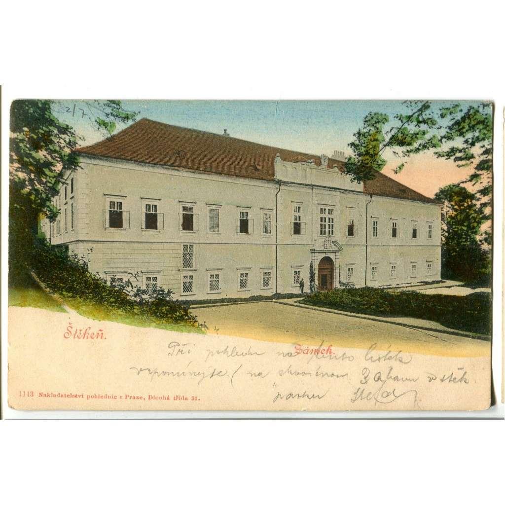 Štěkeň, Strakonice