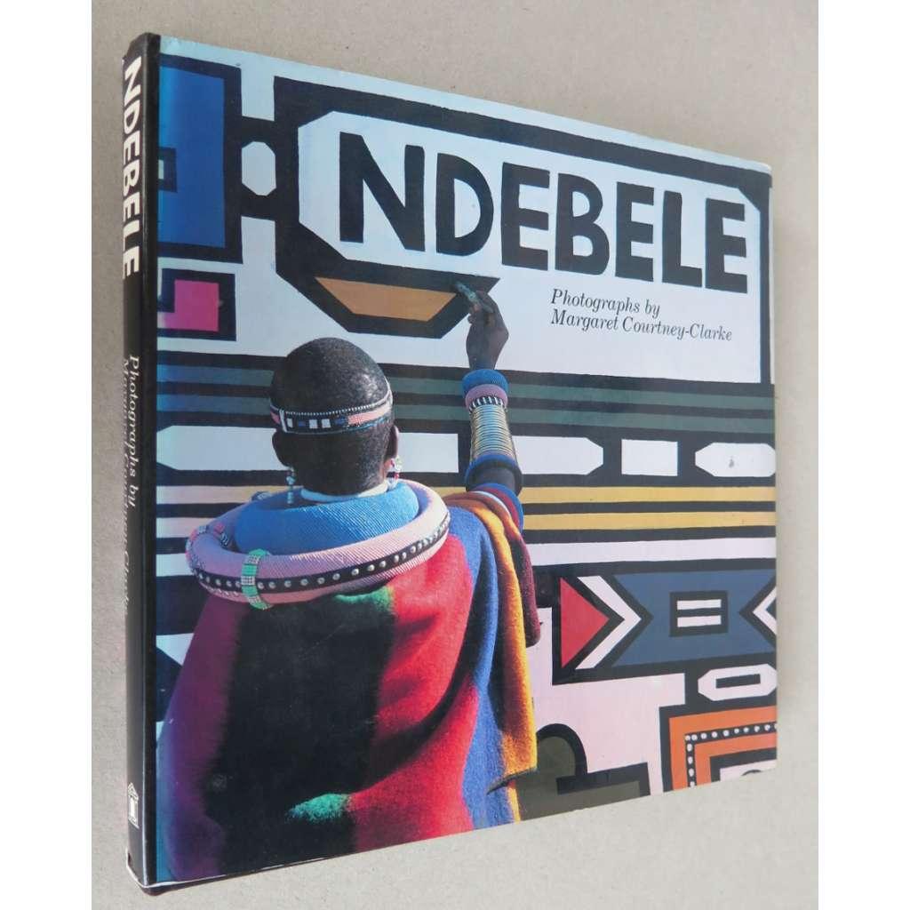 Ndebele: The Art of an African Tribe [umění jednoho afrického kmene] HOL