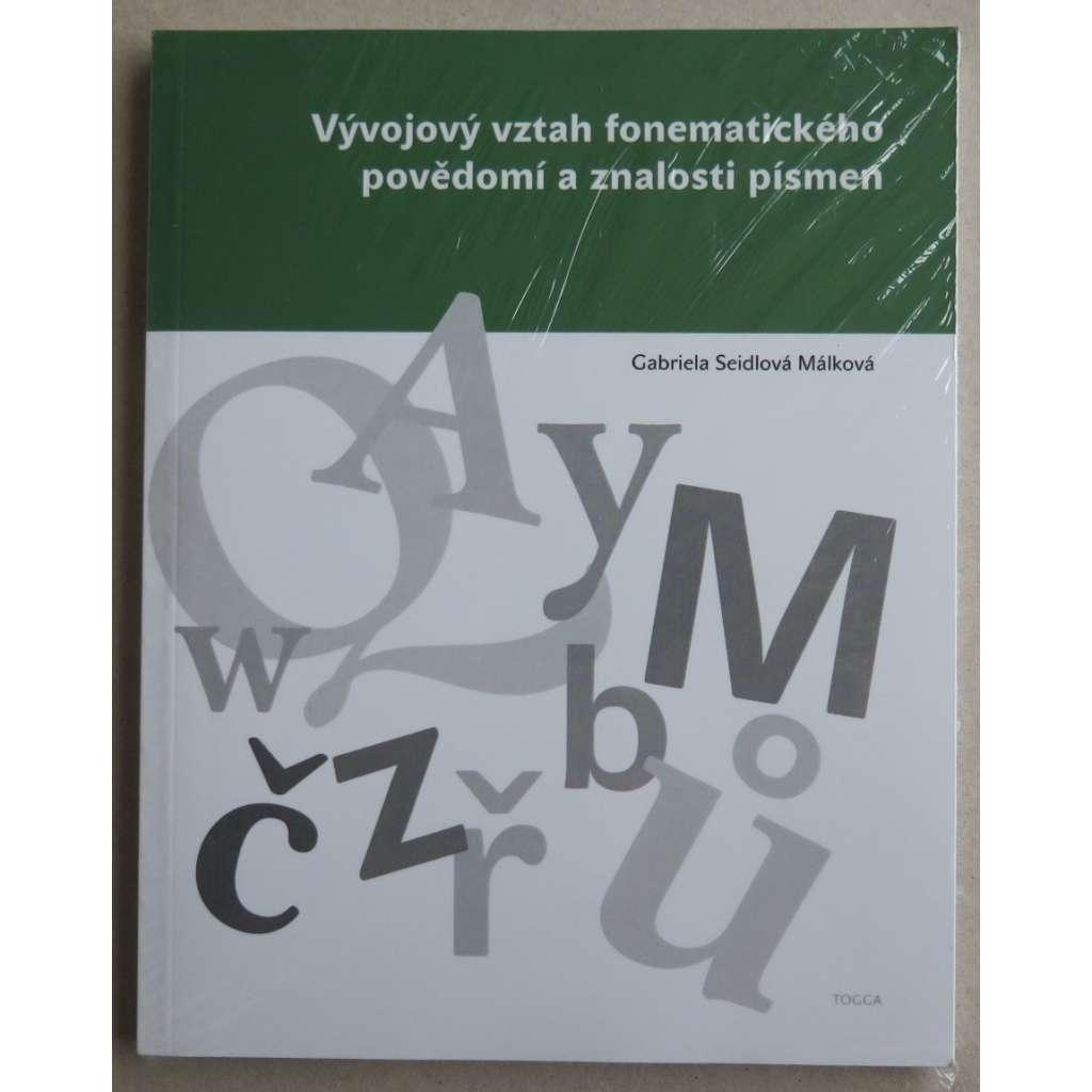 Vývojový vztah fonematického povědomí a znalosti písmen