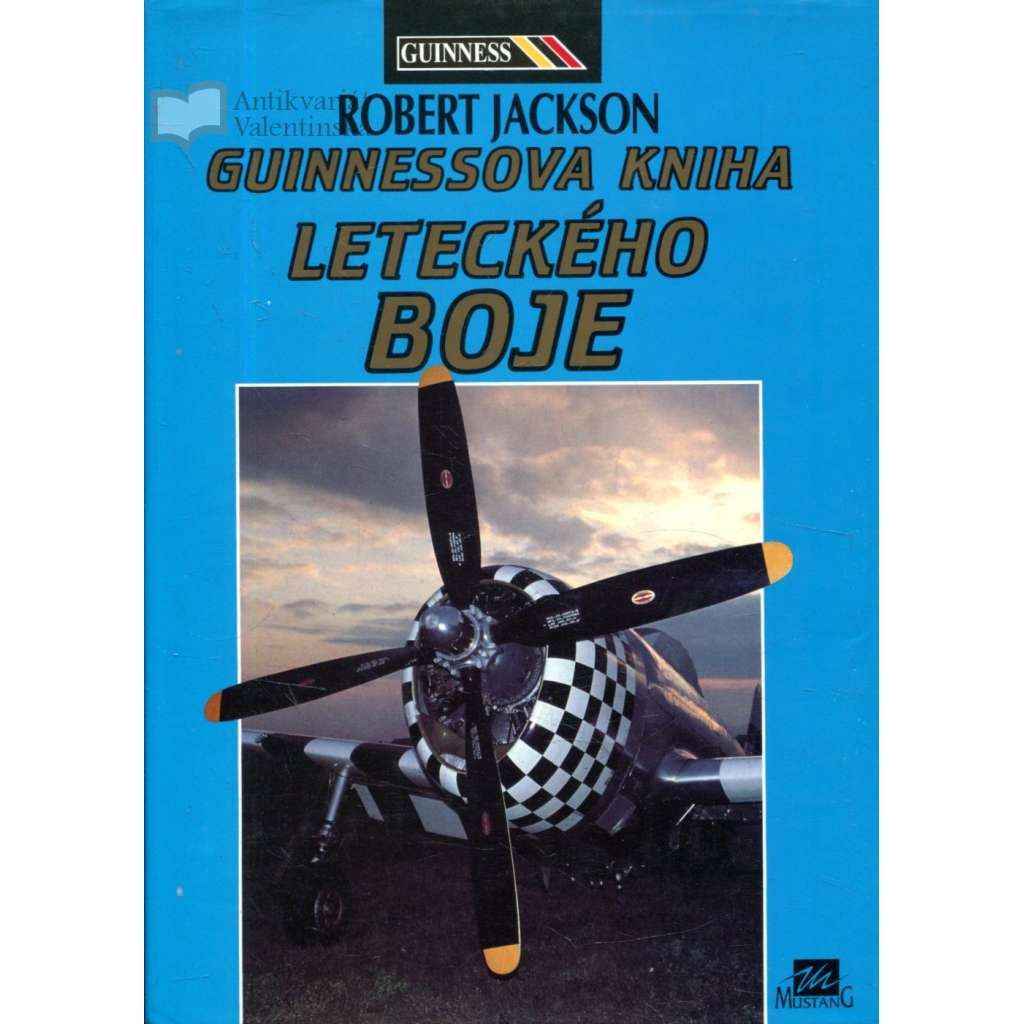 Guinessova kniha leteckého boje