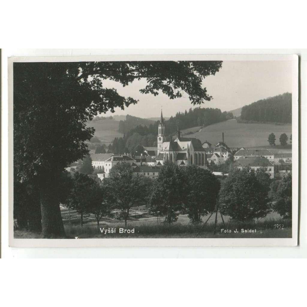 Vyšší Brod, Český Krumlov