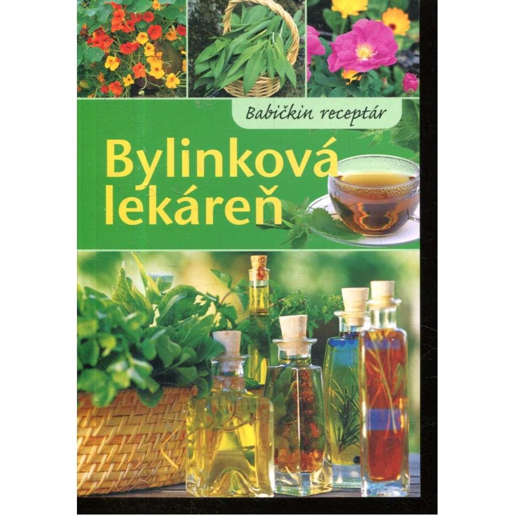 Bylinková lékareň (text slovensky)