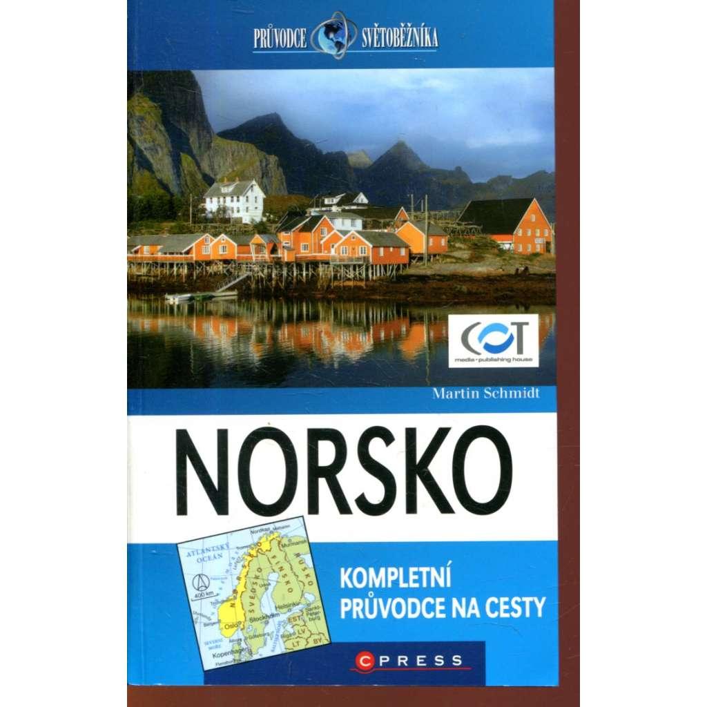 Norsko (Kompletní průvodce na cesty)