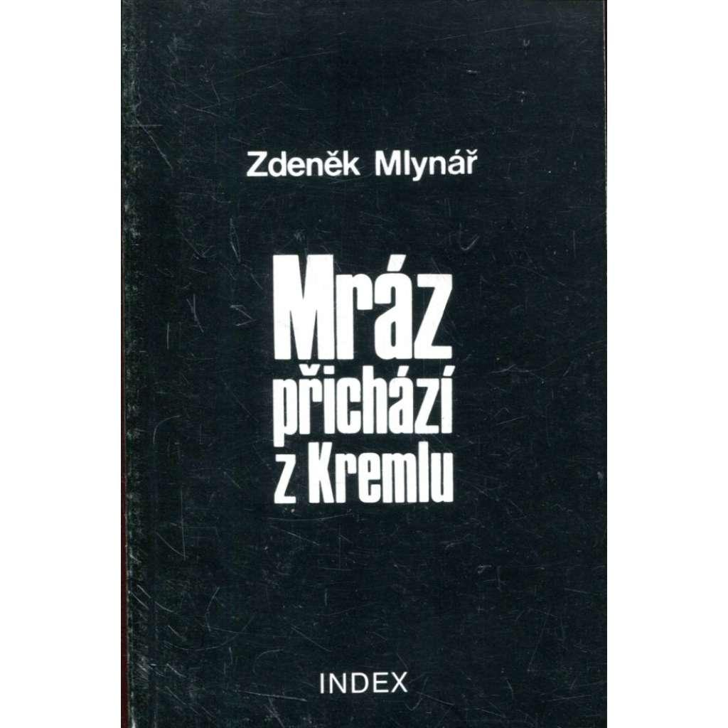 Mráz přichází z Kremlu (exilové vydání, Index)