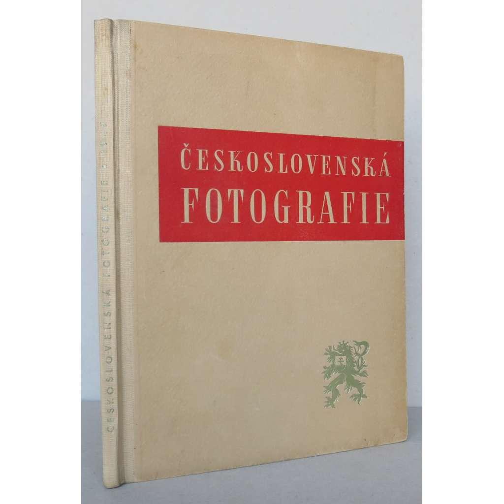 Československa fotografie 1949
