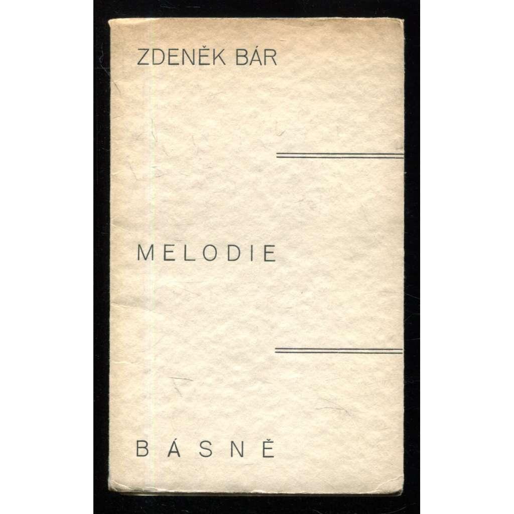 Melodie (básně)