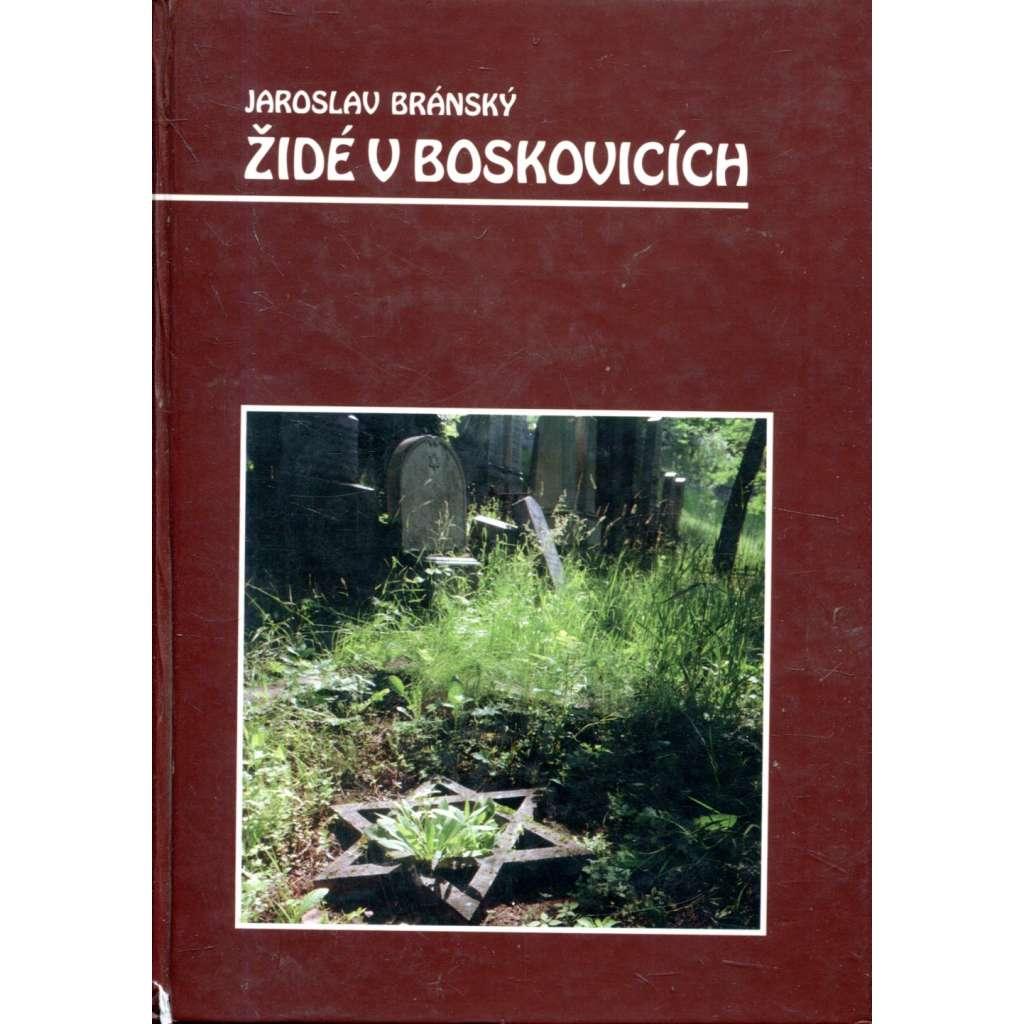 Židé v Boskovicích