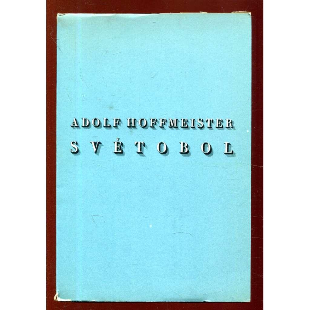 Světobol (podpis Adolf Hoffmeister)