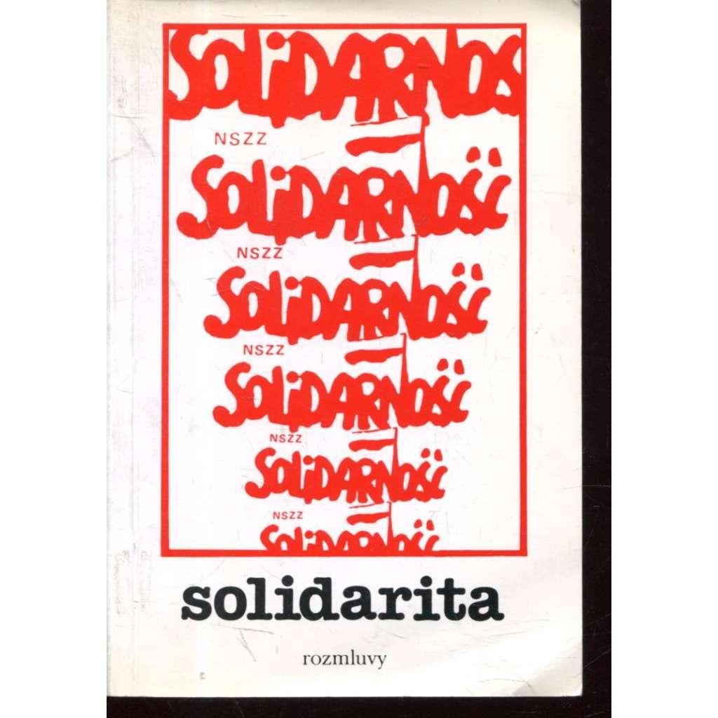 Solidarita (Rozmluvy, exil)