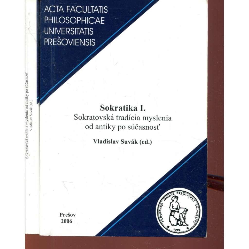Sokratika I. a II. (2 svazky)