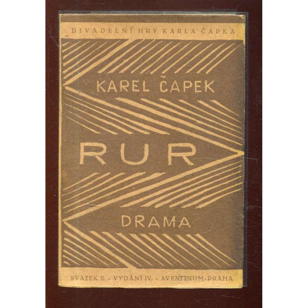 R. U. R. (Rossum´s Universal Robots)