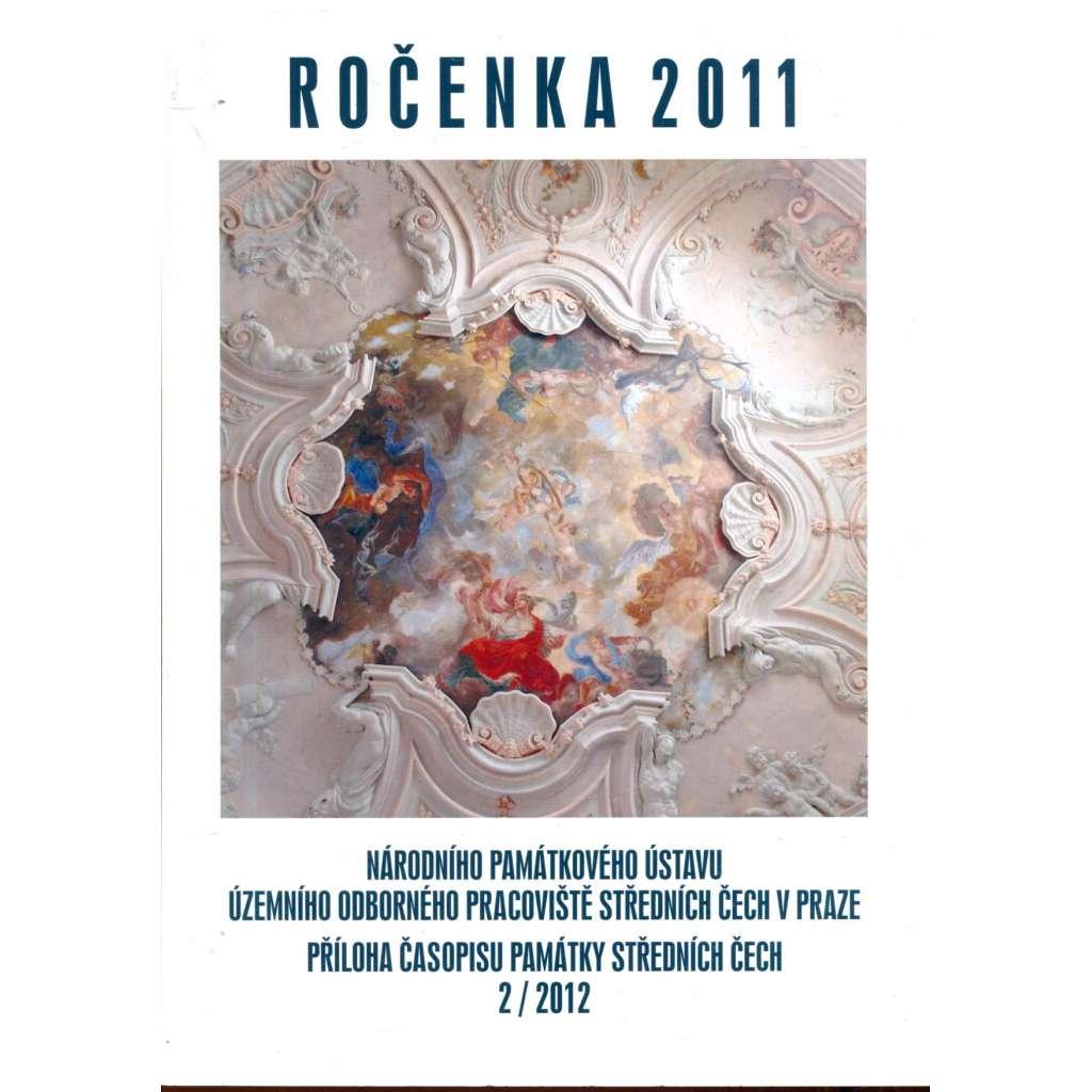 Památky středních Čech 26/2/2012 - příloha (Ročenka 2011)