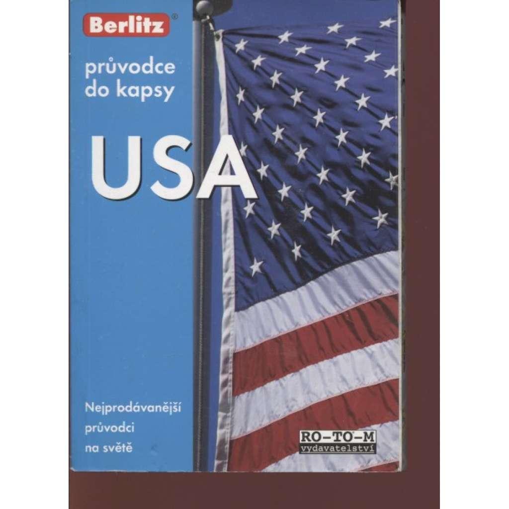 USA (průvodce do kapsy)
