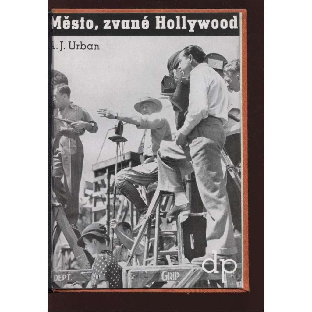 Město, zvané Hollywood (upravil Ladislav Sutnar)