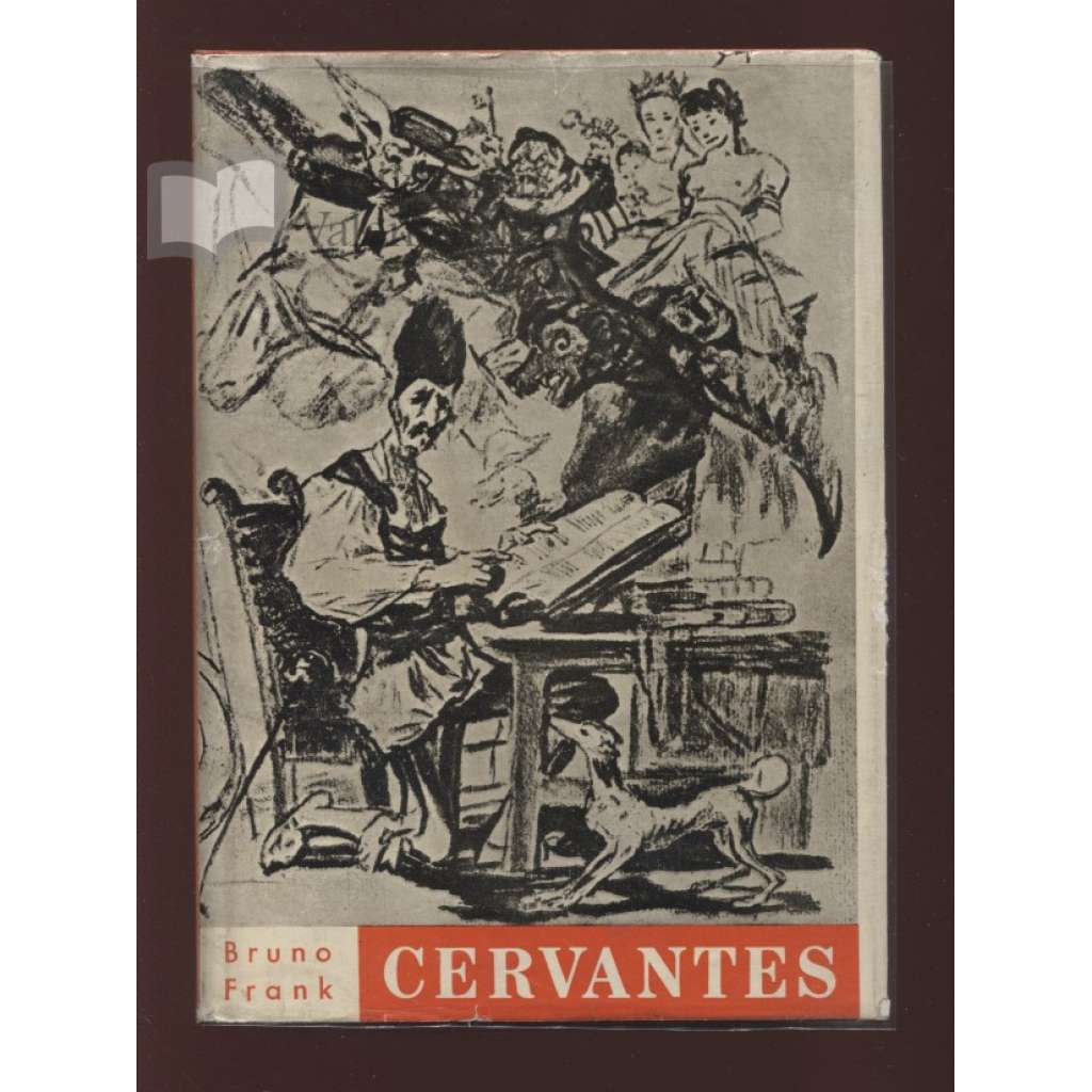 Cervantes (obálka Ladislav Sutnar)