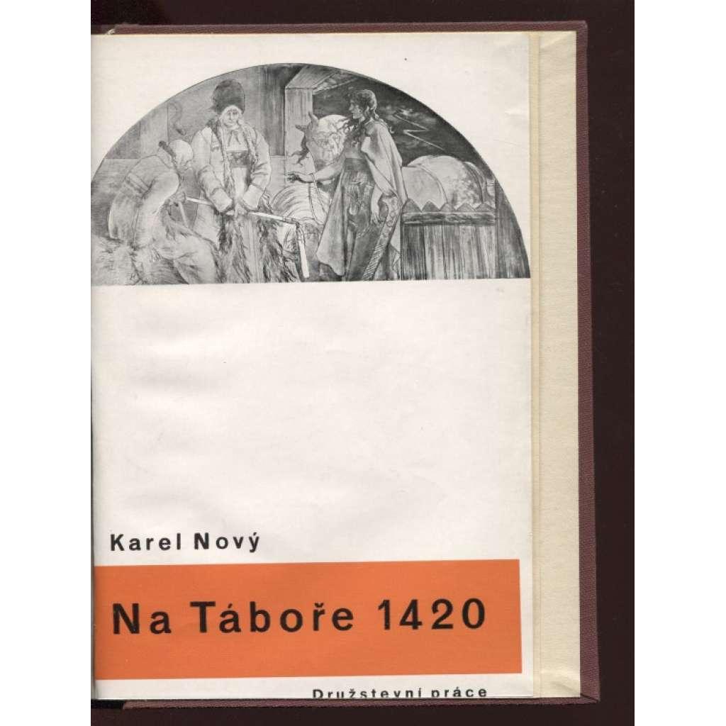 Na Táboře 1420