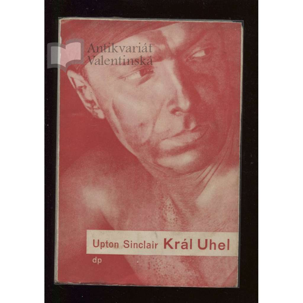 Král Uhel (obálka Ladislav Sutnar)
