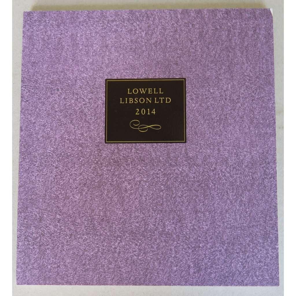 Lowell Libson Ltd 2014: Catalogue