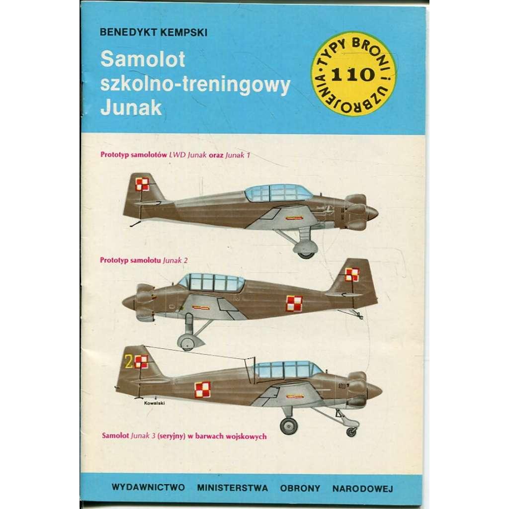 Samolot szkolno-treningowy Junak (letadlo, letectvo)