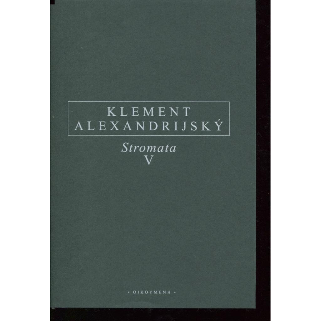 Stromata V