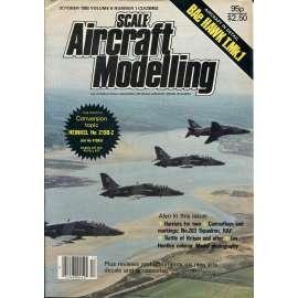 Scale Aircraft Modelling 10/1983, Vol. 6, No. 1 (letadla, modelářství)