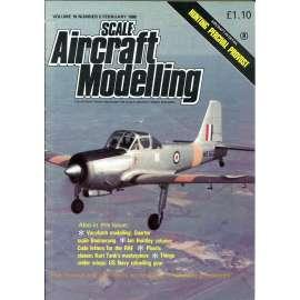 Scale Aircraft Modelling 2/1988, Vol. 10, No. 5 (letadla, modelářství)