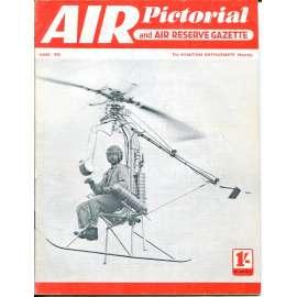 Air Pictorial 6/1955, Vol. 17, No. 6 (letadla, letectví)