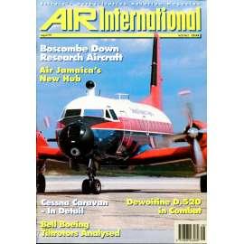 Air International 8/1997, Vol. 53, No. 2 (letectví, letadla)