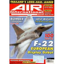 Air International 7/2008, Vol. 75, No. 1 (letectví, letadla)