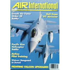 Air International 4/1997, Vol. 52, No. 4 (letectví, letadla)