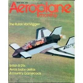 Aeroplane Monthly 5/1974, Vol. 2, No. 5 (letectví, letadla)
