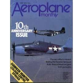 Aeroplane Monthly 5/1983, Vol. 11, No. 5, Issue No. 121 (letectví, letadla)