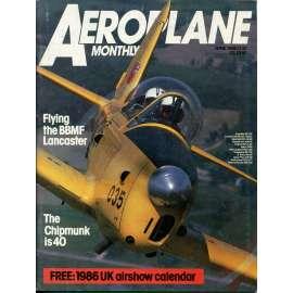 Aeroplane Monthly 6/1986, Vol. 14, No. 6, Issue No. 158 (letectví, letadla)
