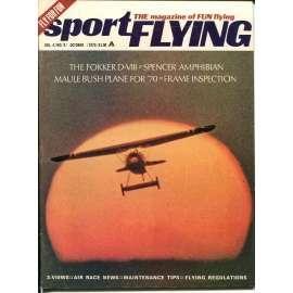 Sport Flying 10/1970, Vol. 4, No. 9 (letadla, letectví)