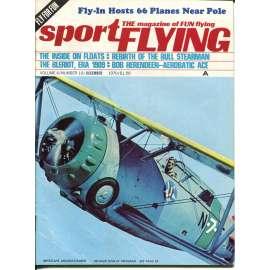 Sport Flying 12/1970, Vol. 4, No. 10 (letadla, letectví)