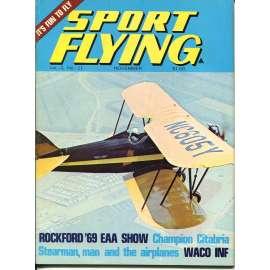 Sport Flying 11/1969, Vol. 3, No. 11 (letadla, letectví)
