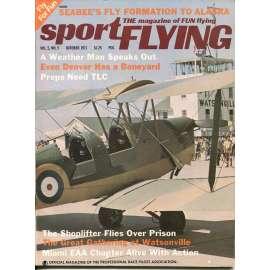 Sport Flying 10/1971, Vol. 5, No. 5 (letadla, letectví)
