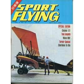Sport Flying 9-10/1969, Vol. 3, No. 10 (letadla, letectví)