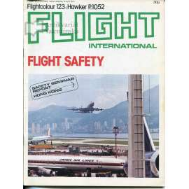 Flight International 16/7/1977, No. 3566, Vol. 112 (letadla, letectví)