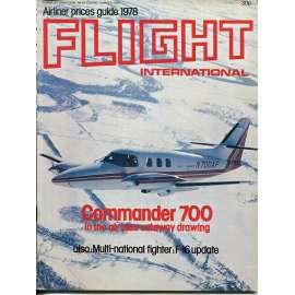 Flight International 11/3/1978, No. 3599, Vol. 113 (letadla, letectví)