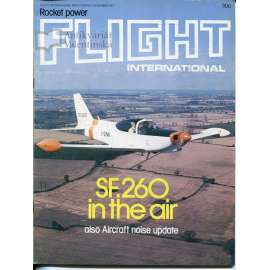 Flight International 5/11/1977, No. 3582, Vol. 112 (letadla, letectví)