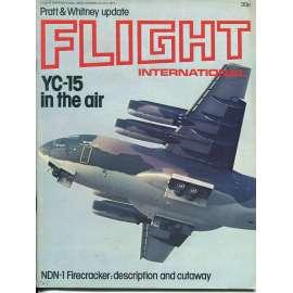 Flight International 23/7/1977, No. 3567, Vol. 112 (letadla, letectví)