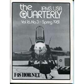 The IPMS/USA QUATERLY 1981, Vol. 16, No. 3 (modelářství, letadla)