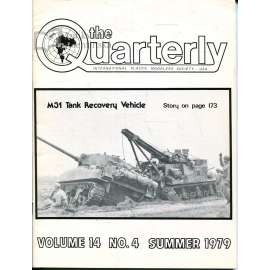 The Quaterly / International Plastic Modelers' Society - USA, Summer 1979, Vol. 14, No. 4 (modelářství, letadla)