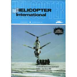 Helicopter International 11-12/1982, Vol. 6, No. 3 (letectví, helikoptéry)